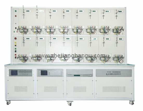 Three Phase Multifunctional Overall Type Energy Meter Test Bench (PTC-8320M)