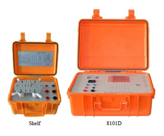 Single-Phase Energy Meter Test Bench (PTC-8101D)