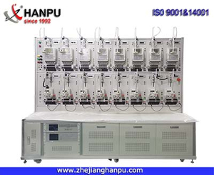 Single Phase And Three Phase Energy Meter Test Bench